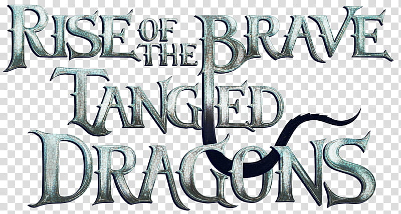 Rise of the Tangled Brave Dragons Logo, Rise of the Brave.