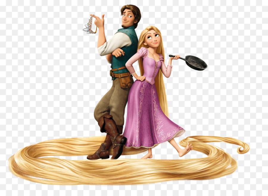 Flynn Rider Rapunzel Tangled The Walt Disney Company Clip.