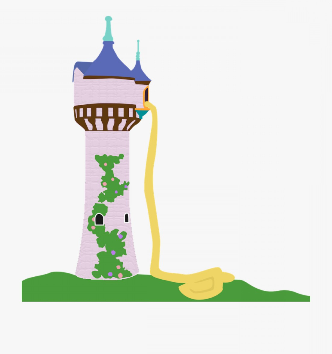 Obxwirapunzel Tower Clipart By Kimberly Rapunzel Tower.