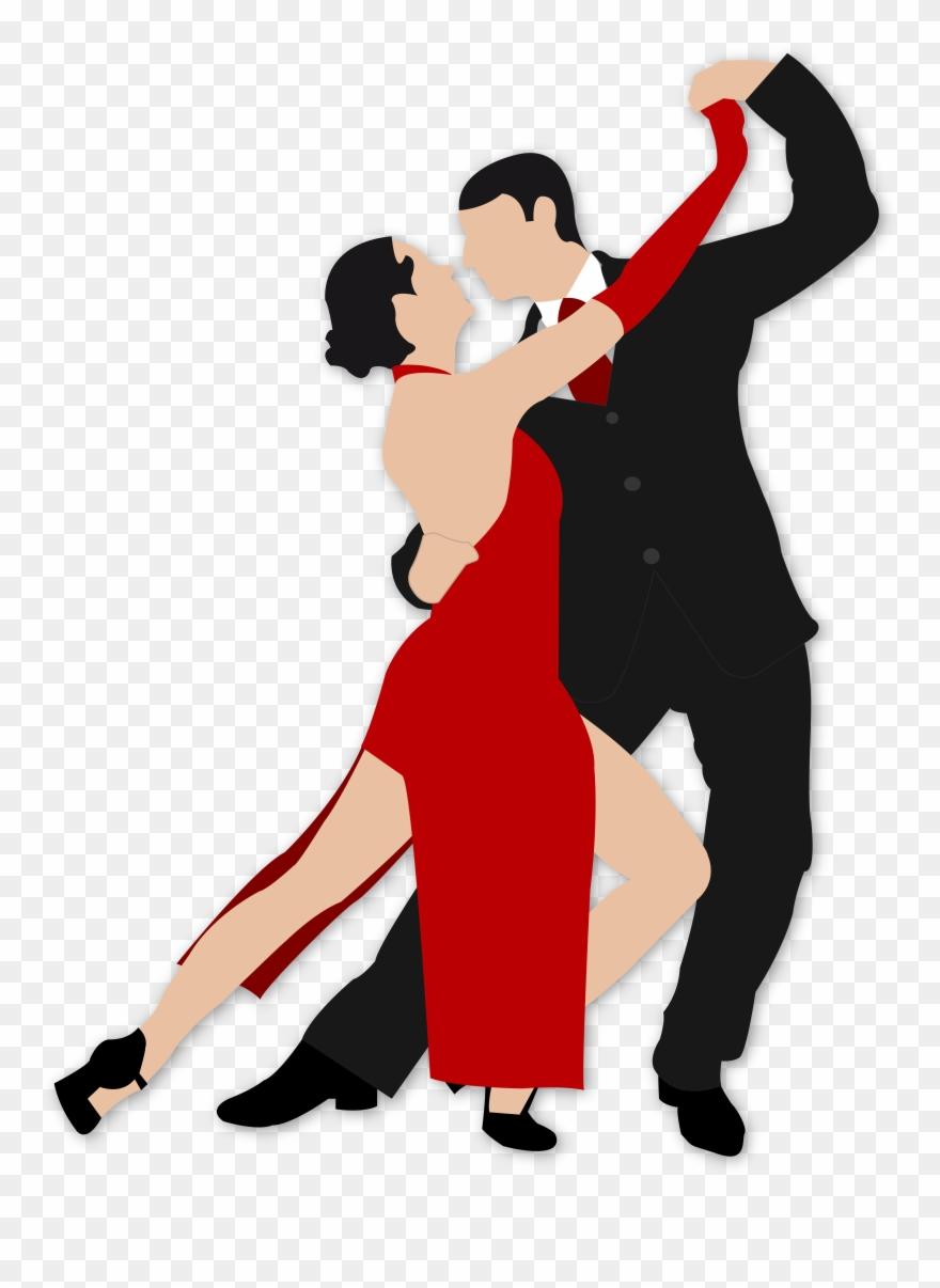 Ballroom Dancing Clipart.