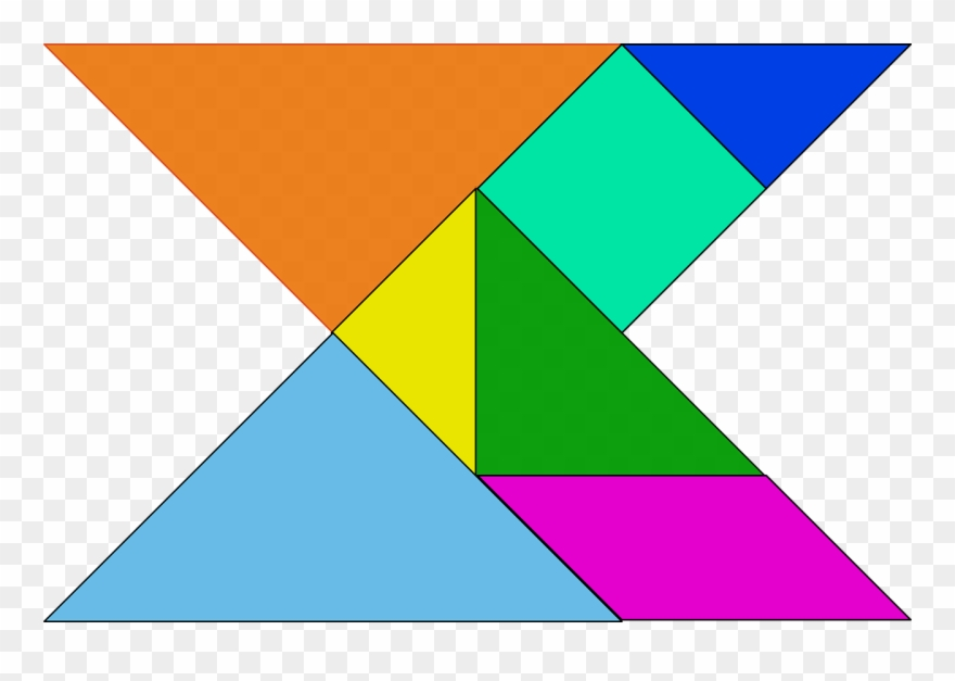 Shapes Blocks Puzzles Pieces Png Image.