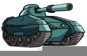 Tank Clipart.