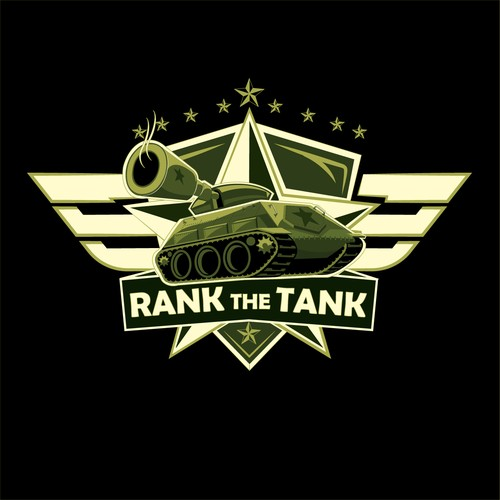 Tanks + Logo = Profit.