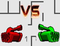 2 Kişilik Tank Savaşı 2 Oyunu.