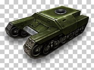 Tanki Online Thunder.