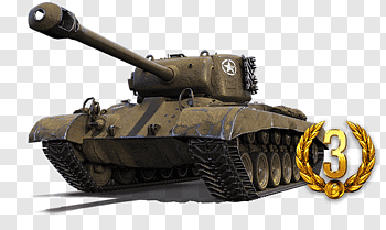 T30 Heavy Tank cutout PNG & clipart images.