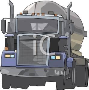 Tank semi trailer clipart - Clipground
