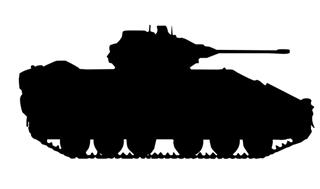 Tank Silhouette Images.
