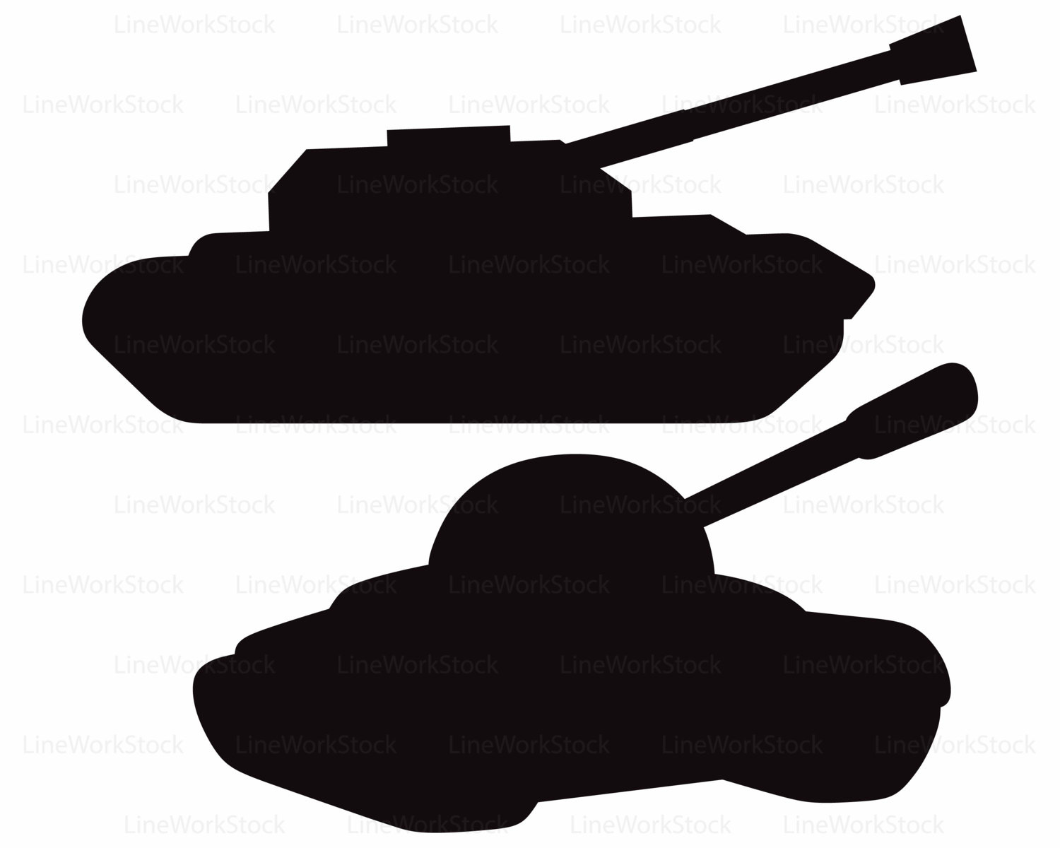 The best free Tank silhouette images. Download from 199 free.