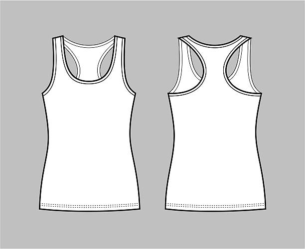 Tank Top Vector at GetDrawings.com.
