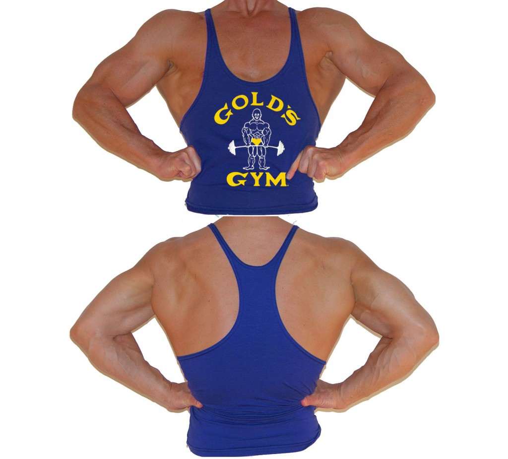 Golds Gym : Mens Muscle Workout Clothing.