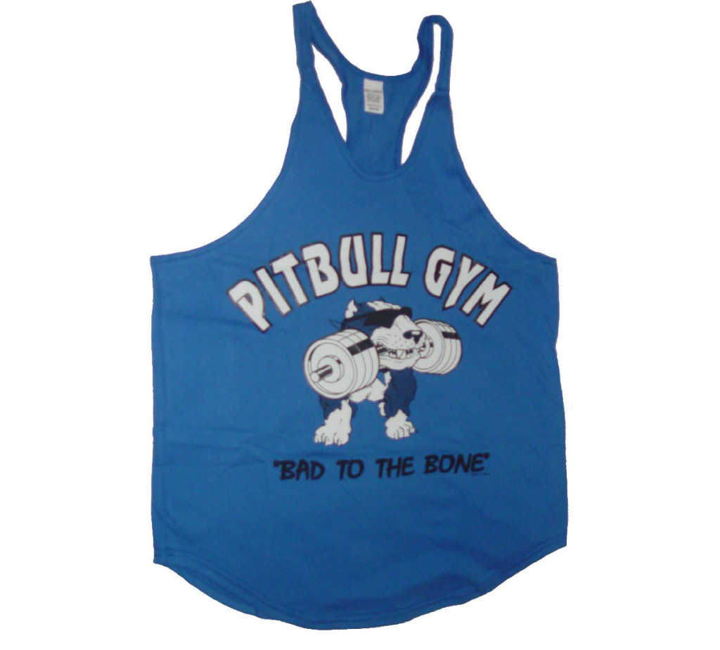 Pitbull Clothing from Pitbull Gym :P303 Pitbull Gym String Tank.