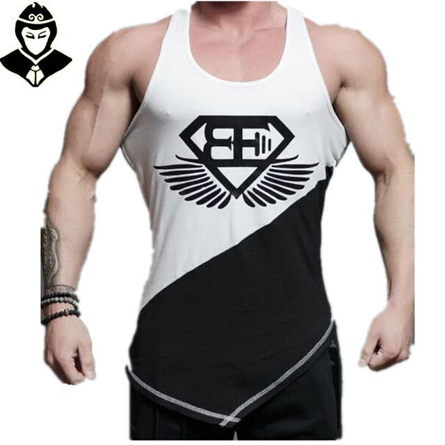 Aliexpress.com : Buy Men Sport Tank Top Cotton Designed Men's Tank.