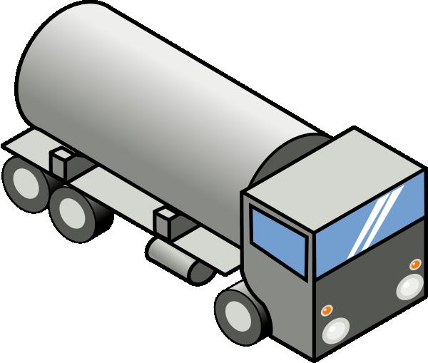 Gas Tank Truck Clip Art at Clker.com.
