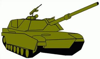 Free Tank Clipart.