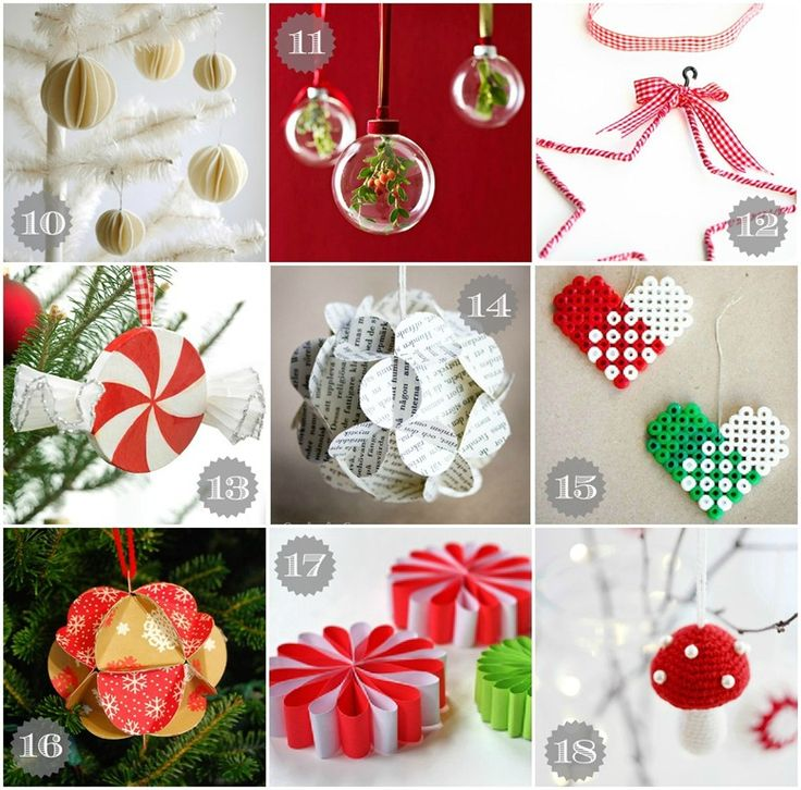 1000+ ideas about Baumschmuck Diy on Pinterest.