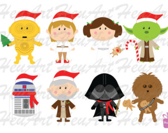 Star wars christmas.