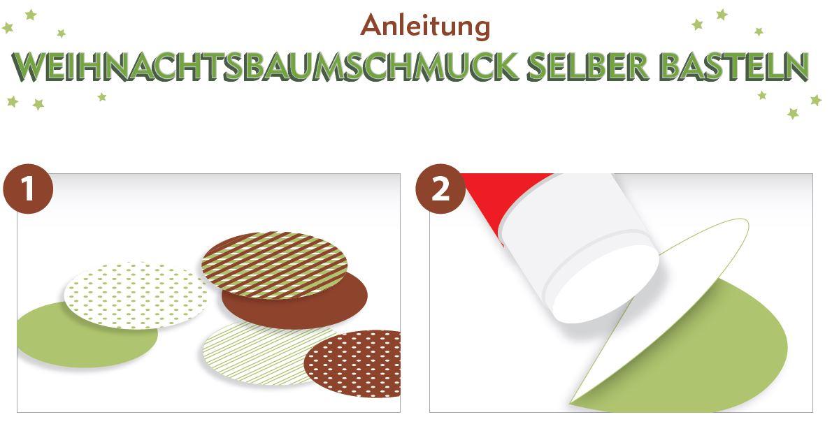 Baumschmuck selber basteln.