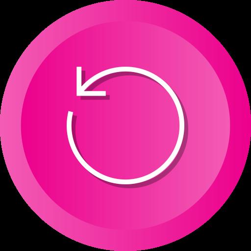 Pfeil,zurück,vor,Kreis,Kreis,Rücklauf Symbol Kostenlos von iOS.