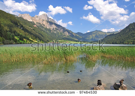 Lake Haldensee Stock Photos, Images, & Pictures.