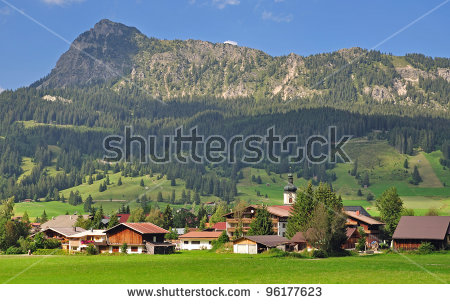 Tannheim valley tirol Stock Photos, Images, & Pictures.