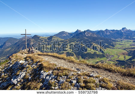 Tannheimer Tal Stock Images, Royalty.