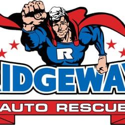 Ridgeway Sunoco.