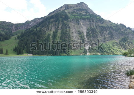 Tannheim Mountains Stock Photos, Royalty.