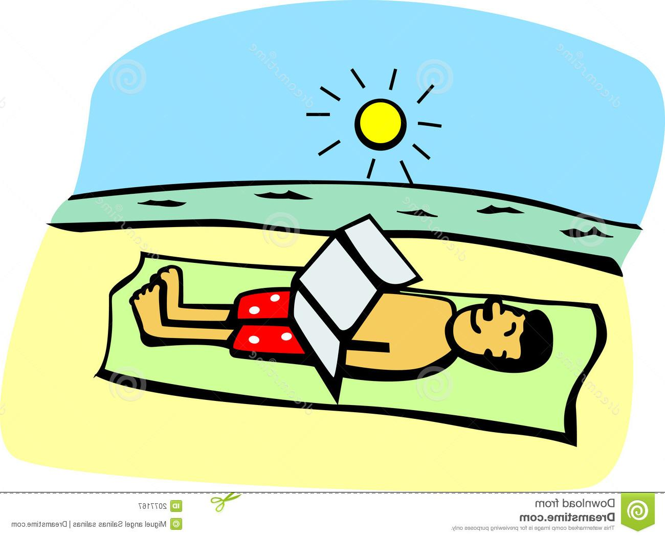 Collection of Tanning clipart.