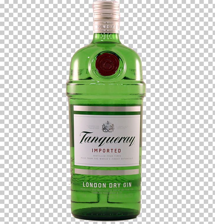 Tanqueray Gin And Tonic Distilled Beverage Whiskey PNG.
