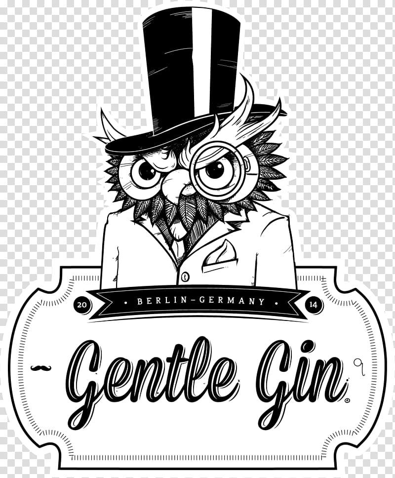 Bird Line Art, Gin, Liquor, Beer, Botanicals, Tanqueray.