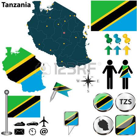 3,644 Tanzania Cliparts, Stock Vector And Royalty Free Tanzania.