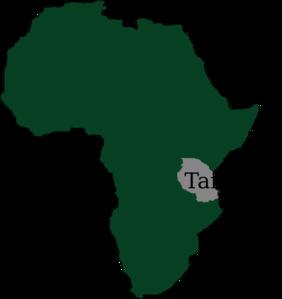 Tanzania Clipart.