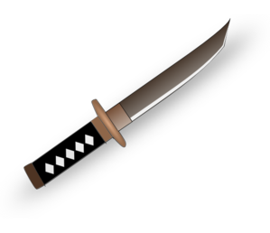 Tanto Sword Clip Art at Clker.com.