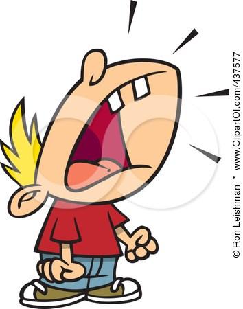 Temper tantrum clipart 2 » Clipart Portal.