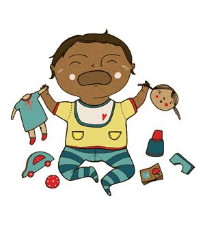 Tips for Tempering Toddler Tantrums.