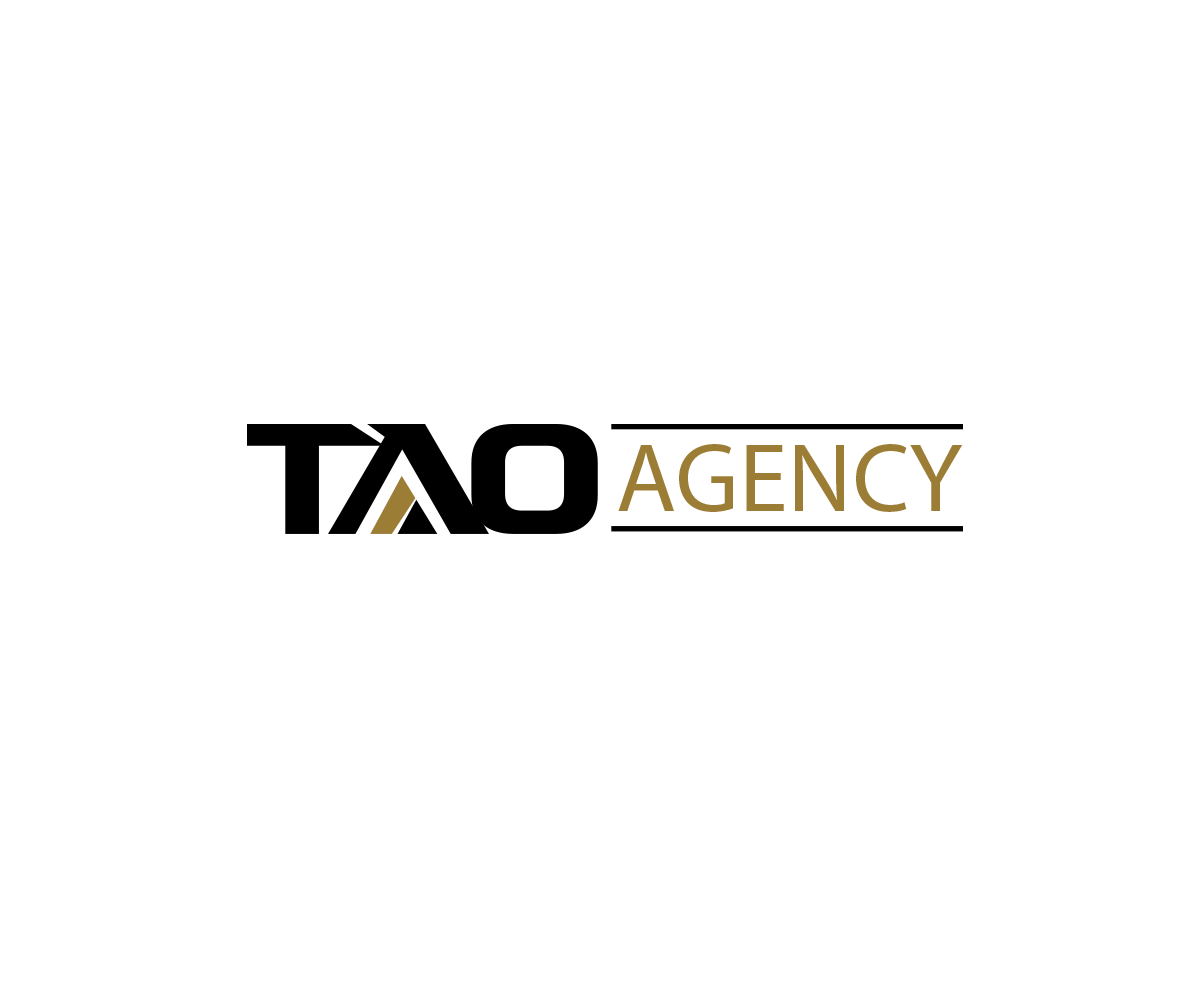 Upmarket, Elegant, Marketing Logo Design for TAO Agency by.