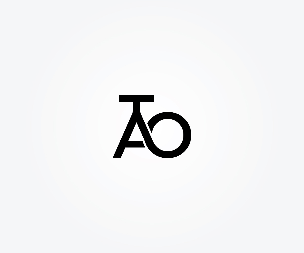Bold, Modern, Advertising Logo Design for TAO or tao by.