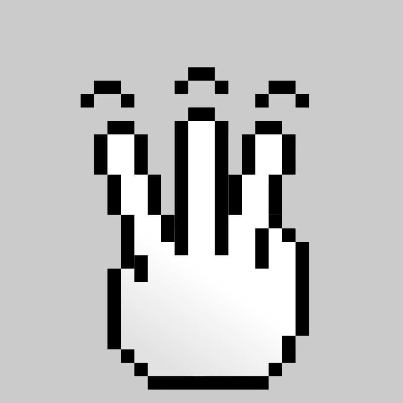 Free Clipart: MultiTouch.