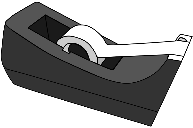 Library of black tape picture black and white download png.