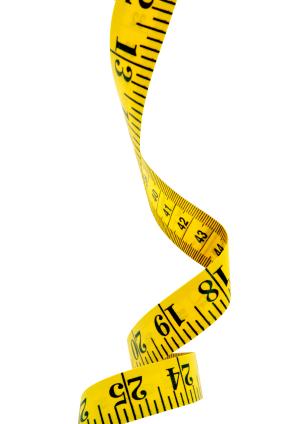 Body Measuring Tape Clipart.