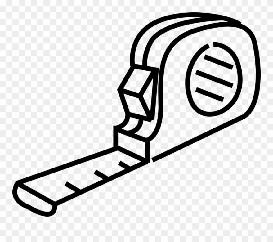 Tape Or Measuring Image Illustration Of Flexible.