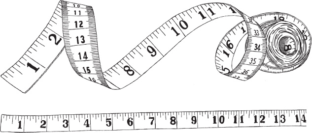 Measuring Tape, Tape Measure Free Clipart.