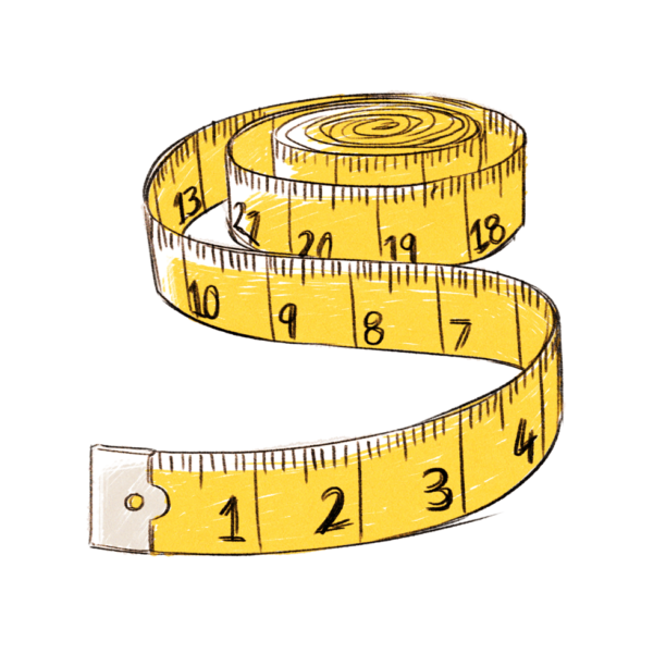 Tape Measures Measurement Measuring instrument Clip art.