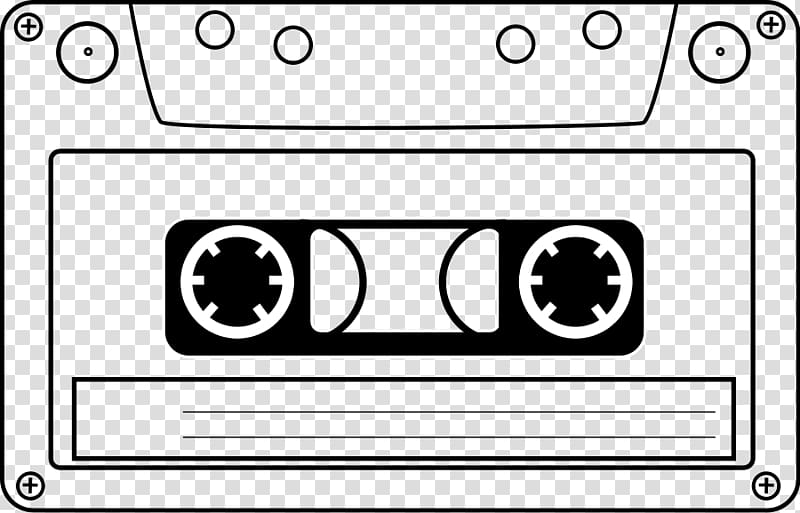Several cassette tapes illustration, Mixtape Compact.
