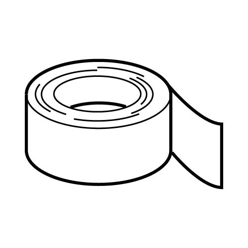 Roll Of Tape Clipart.