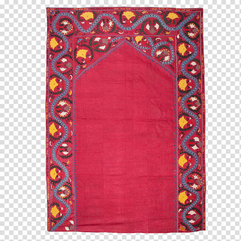 red tapestry transparent background PNG clipart.