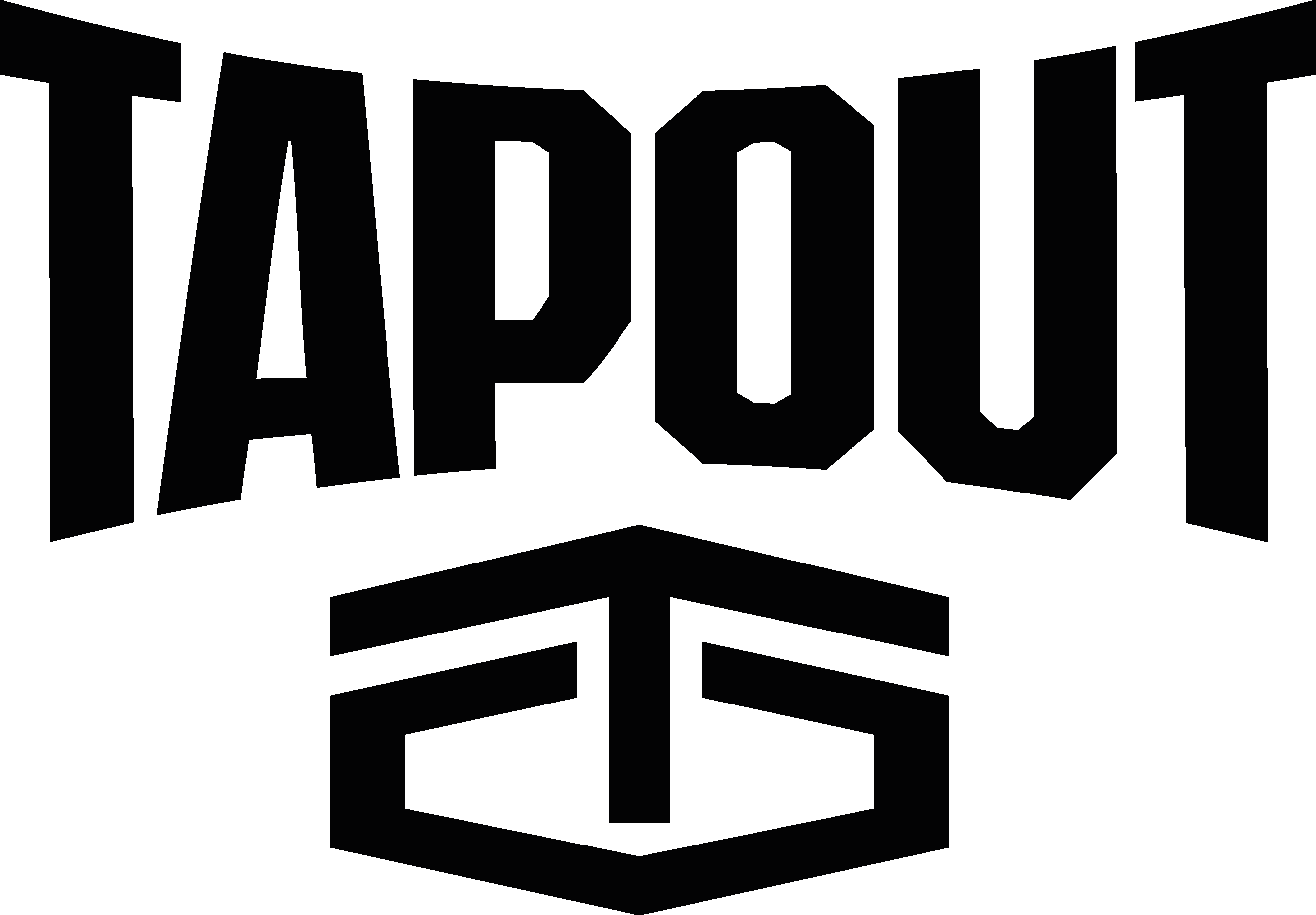 TapOut Logo Download Vector.