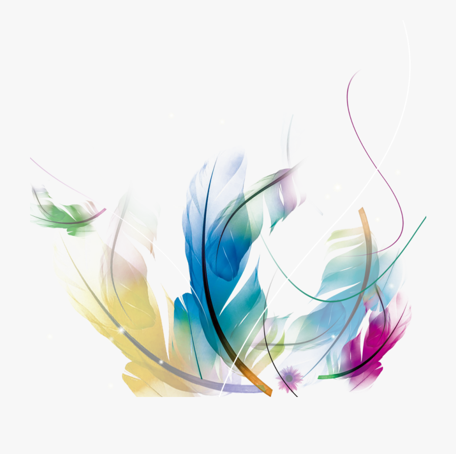 mq #colorful #feather #feathers #border #borders.