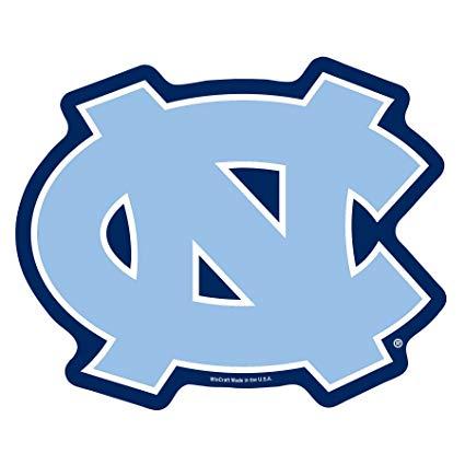 Amazon.com : Wincraft NCAA North Carolina Tar Heels Logo on.